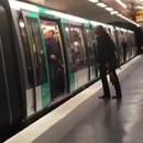 miniature pour Des supporters de Chelsea racistes dans le métro parisien