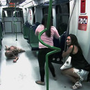 miniature pour Caméra Cachée : Des zombies dans le métro (VOSTFR)