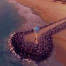 miniature pour Un drone n'a plus de batterie au dessus de l'eau