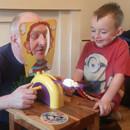 miniature pour Le jeu de la tarte dans la face