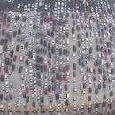 miniature pour Le plus gros embouteillage du monde est en Chine