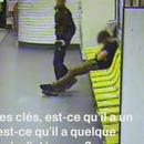 miniature pour Un homme tombé sur les rails du métro sauvé par son voleur