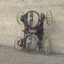 miniature pour VertiGo - Le robot qui roule sur les murs