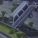 miniature pour Accident de voiture insolite en Chine