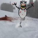 miniature pour Le monstre de SkiFree tue des skieurs