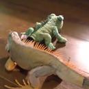 miniature pour Une attaque d'iguane terrifiante