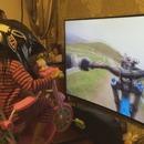 miniature pour Simulateur de VTT devant la télé