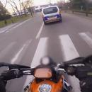 motard-engueule-policiers-grille-feu-rouge