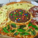 miniature pour Les pizzas hors du commun au Brésil