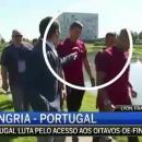 miniature pour Ronaldo jette le micro d'un journaliste dans l'eau