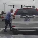 miniature pour Une vieille dame se fait rouler dessus par sa voiture