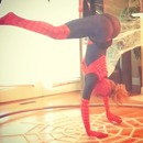 miniature pour Spiderman est sexy avec ses grosses fesses