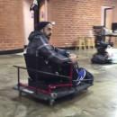 miniature pour Drift avec un go-kart au bureau