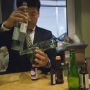 miniature pour Balancer des bouteilles vides en soirée