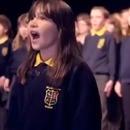 miniature pour Hallelujah reprise par une chorale d'enfants handicapés