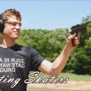 miniature pour Tir au fusil sur des skateurs
