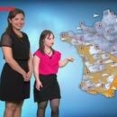miniature pour Mélanie Ségard, trisomique, présente la météo de France 2