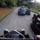 miniature pour Descente à plus de 56 km/h en luge d'été à Skyline Rotorua