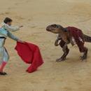 miniature pour Une corrida avec des dinosaures