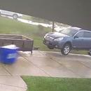 miniature pour Une tempête soulève et déplace une grosse voiture