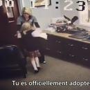 miniature pour Une fille apprend qu'elle est enfin adoptée