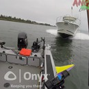 miniature pour Un accident de bateaux assez impressionnant