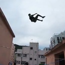Du parkour vertigineux