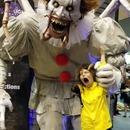 miniature pour Une animatronique du clown Ça, assez flippant !