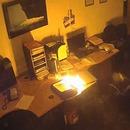 ordinateur-portable-explose-feu-bureau