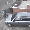 miniature pour Un voleur de vélo se fait rapidement attraper