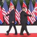 Montages de la rencontre de Kim Jong-un et Donald Trump