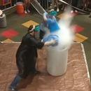 melange-explosif-nitrogene-liquide-eau-chaude