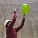 miniature pour Éclater un ballon dans la tour de refroidissement d'une centrale nucléaire