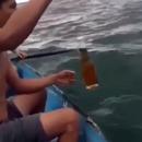 miniature pour Grosse prise de pêche avec une bière