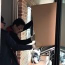 Livraison d'un frigo en Corée du Sud