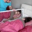 reveiller-femme-face-miroir