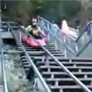 descendre-escaliers-kayak