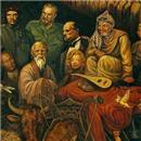 tableau-discussing-the-divine-comedy-with-dante