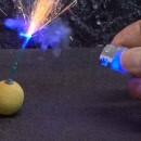 briquet-laser