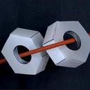 miniature pour Illusion avec deux écrous