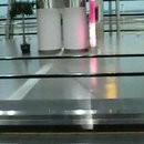 nettoyer-vitre-escalator