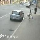 femme-chappe-accident-voiture