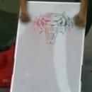 dessinateur-ambidextre
