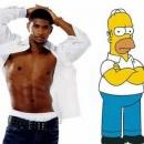miniature pour Usher a plagié OMG des Simpson