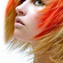 miniature pour Filles aux Cheveux Colorés