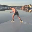 miniature pour Patinage sur glace et mer gélée