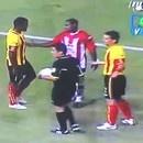 Luis Moreno frappe dans une chouette