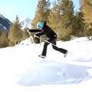 miniature pour Frontflip pour chausser ses skis