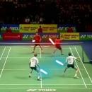 miniature pour Badminton Jedi