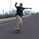 miniature pour Un long manual / wheeling en skateboard